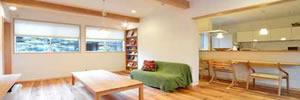 リフォームに適した床暖房ヒーターのイメージ